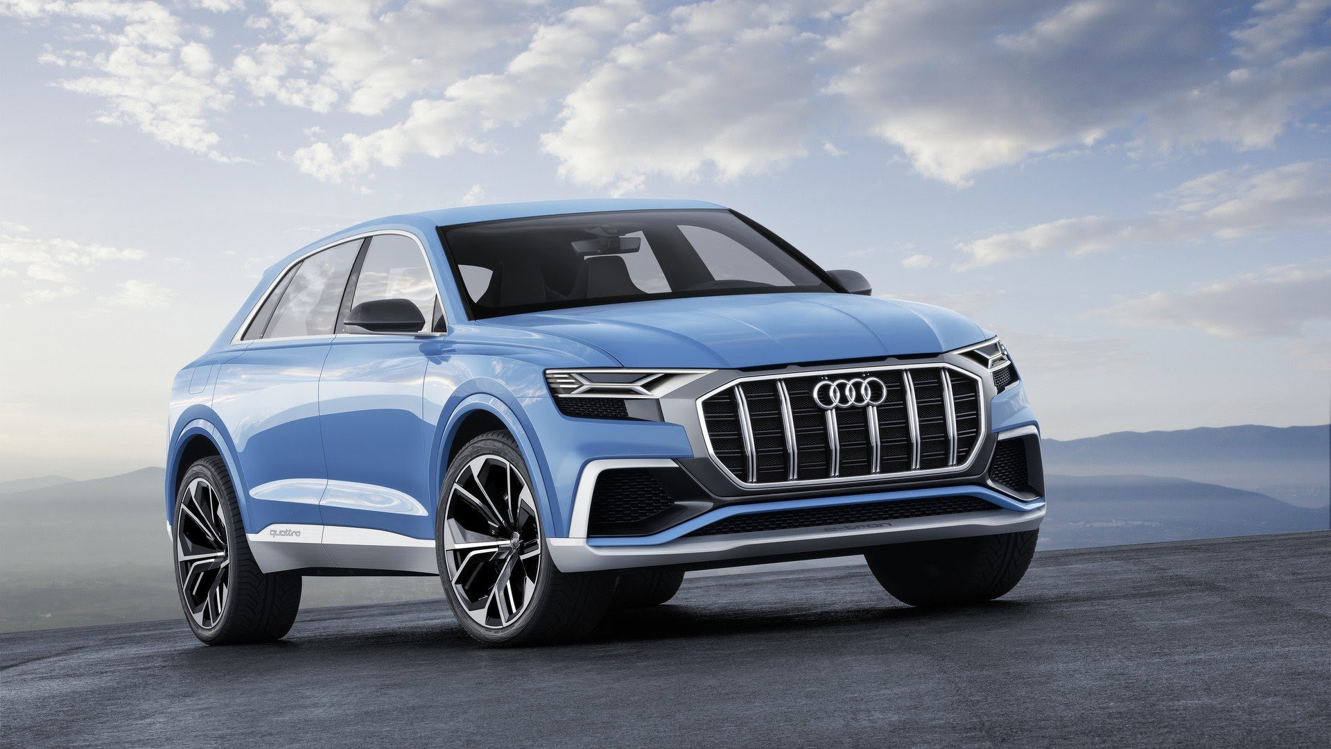 Audi Q4 production to start in 2019, Q8 in 2018 - Autodevot