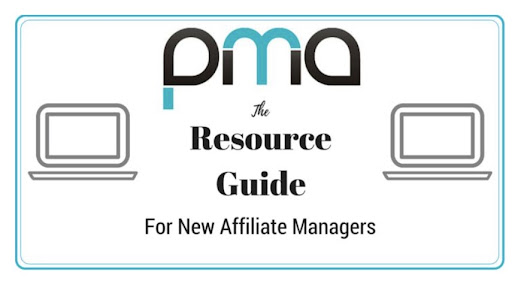 PMA Resource Guide for Affiliate Managers