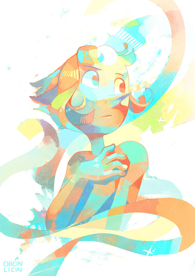 messing around with painty sorta stuff again :\ this time with Pearl