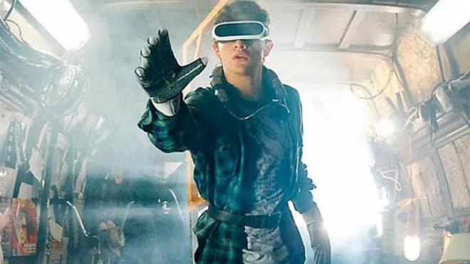 Αποτέλεσμα εικόνας για Νέες ταινίες: Ταξιδεύοντας στο 2045 με το «Ready Player One»