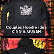 KING & QUEEN HOODIES