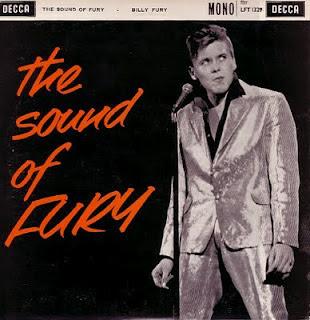 BILLY FURY - sound of fury