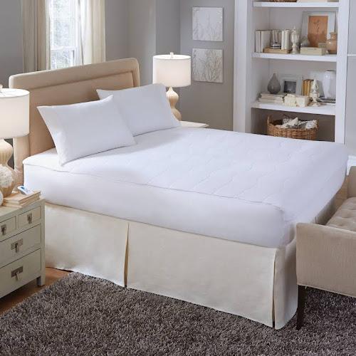 serta heated mattress pad Serta Electric Microplush 110 Voltage Heated Mattress Pad Twin  serta heated mattress pad