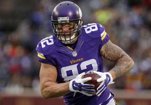 Between Kyle Rudolph and Tyler Eifert, Who Is The Better Tight End?
