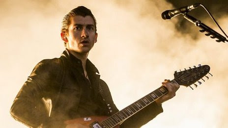 Arctic Monkeys close T In The Park 2014