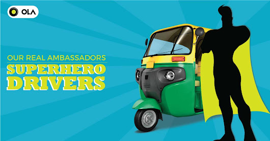 Proud of our true ambassadors! | Olacabs Blog