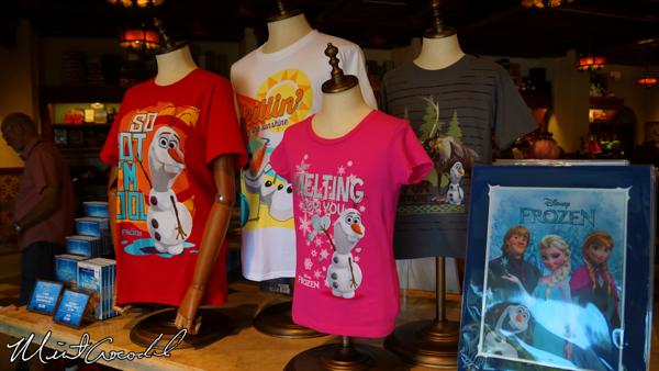 Disneyland Resort, Disney California Adventure, Buena Vista Street, Frozen, Merchandise