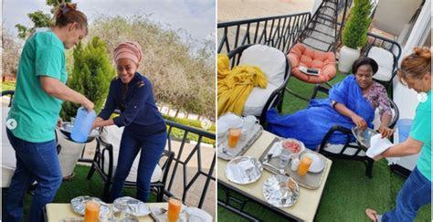 house  atwoli   mzungu woman