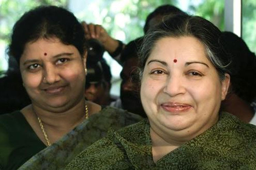 Image result for sasikala news in tamil