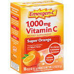 Emergen-C - Vitamin C Super Orange - 10 Packets