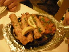Malai kabab at Khyber Pass in Chicago