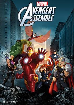 Marvel's Avengers Assemble - Season 3