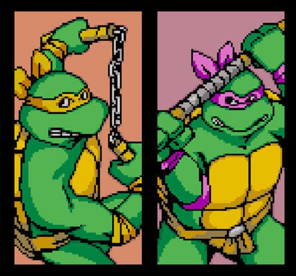 New Teenage Mutant Ninja Turtles arcade machine coming soon screenshot