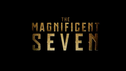 The Magnificent Seven Teaser Trailer #1