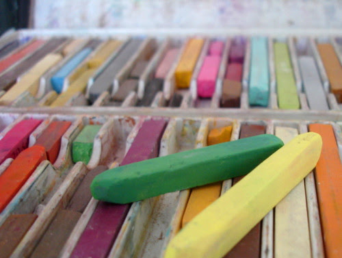 Drawing with Pastels_drawing, pastel drawing illustration, relaxation, drawing with pastels_RelaxingFriday