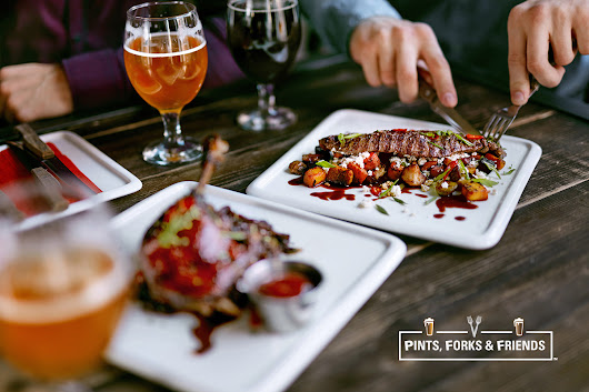 Your Guide on How to Pair Craft Beer with Food - Pints, Forks & Friends