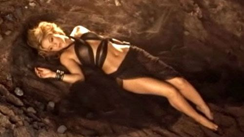 Shakira looking amazing in her new 'Gypsy' music video.