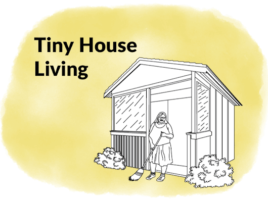 Tiny House Living • Insteading