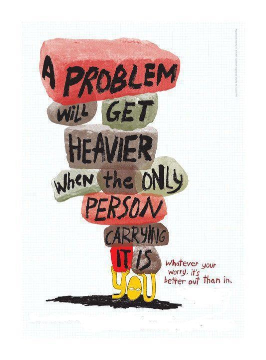 Quotes About Problem Sharing 60 Quotes