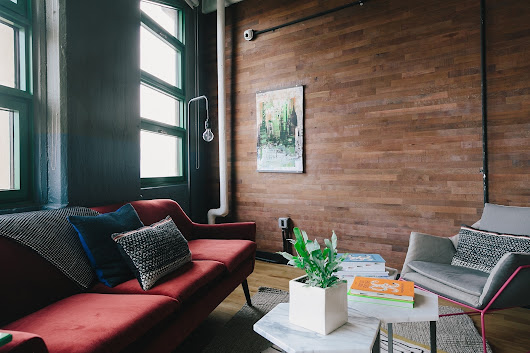 What millennials want in home design — wood, stone and purple rain