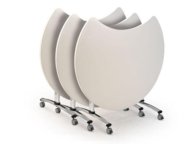 Mesa modular Cookie de Ofiprix, Arquitectura, diseño, decoracion