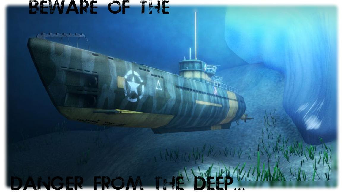 Associated with the Submarine genre