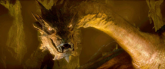 How To Milk A Dragon: Jackson's Desolation of Smaug Versus Tolkien's Hobbit