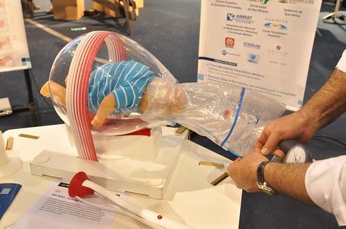 Odón Device – Facilitador de partos by Ministerio de Ciencia, on Flickr