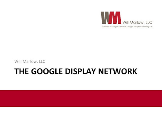 Introduction to the Google Display Network