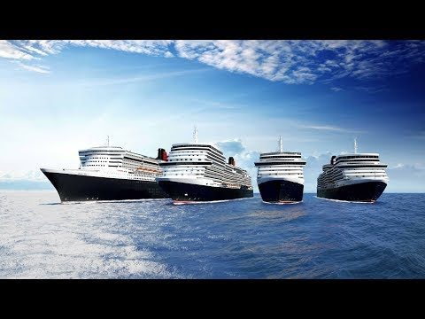 Cunard adding another ship to Queen's fleet (watch animated video)