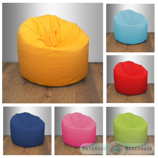Childrens Kids Large Teens Bean Bag Seat Chair Outdoor