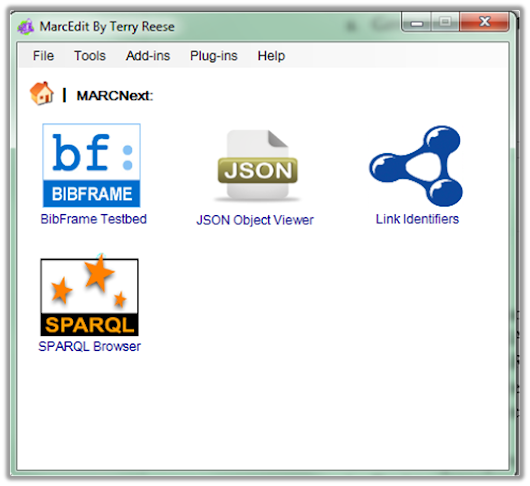 LibGuides: MarcEdit: Working with Linked Data