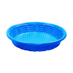 Summer Escapes Round Plastic Wading Pool 7.9 in. H x 45 in. Dia. - Case Of: 18