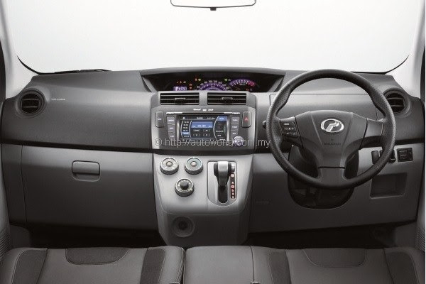 Perodua updates Alza Advanced Version - Autoworld.com.my