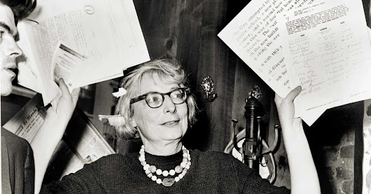 Jane Jacobs's Radical Vision of Humanity