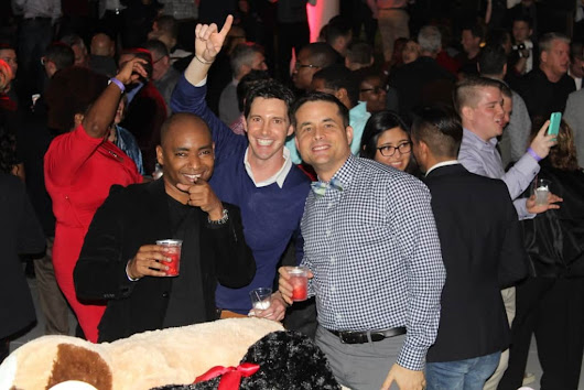 LGBT Atlanta gets holiday on at 2015 Toy Party [PHOTOS] - LGBT Georgia | Gay Georgia | Gay Atlanta | LGBT Atlanta
