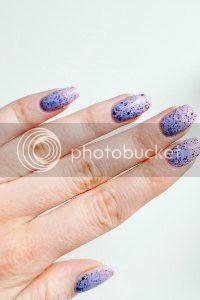 easter egg nail art, tutorial, easy nails, nail art blog