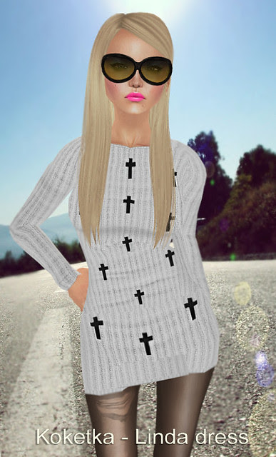 Koketka - Linda dress