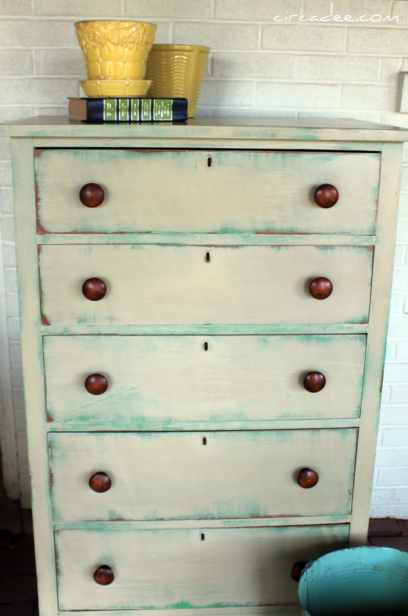 Annie Sloan Chalk Paint Furniture