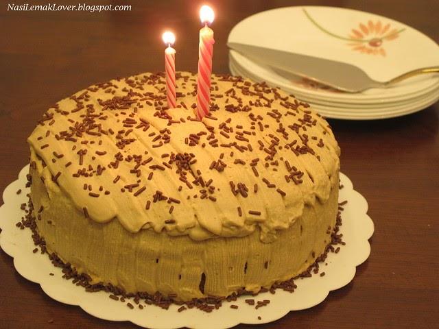 D Sponge Cake