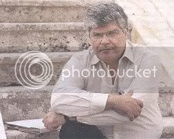 Amadeu Baptista: fotografia de Ana Baião, publicada no Expresso a 10 de Janeiro de 2004