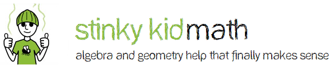 Stinky Kid Math