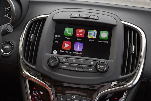 New Mirroring Technology to Make Your Car Work Like Your Smartphone -