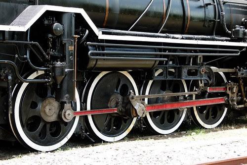 DT668的動輪