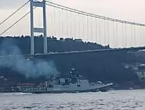 Governo russo anuncia força militar permanente no Mediterrâneo