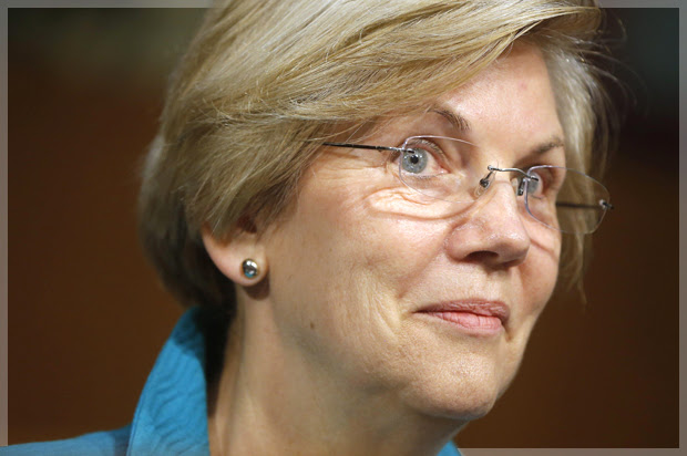 """EXCLUSIVE: Elizabeth Warren on Barack Obama: """"They protected Wall Street. Not families who were losing their homes. Not people who lost their jobs. And it happened over and over and over"""""""