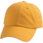 Alternative - Dad Cap - H0070 - Mustard - One Size