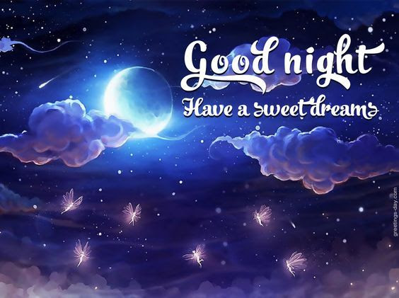 Good Night Have A Sweet Dream Pictures Photos And Images For