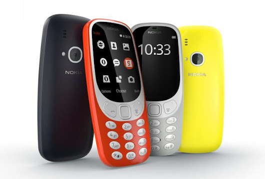 Nokia 3310: The One Crucial Thing The Gorgeous New Feature Phone Is Missing