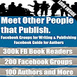 Amazon.com: Facebook Groups for Writing & Publishing to advertise your book: 2017 Edition - 300,000 FB Book Readers. Engage with 100 Authors and bonus 50 Facebook pages. eBook: Maria G. Melton: Kindle Store